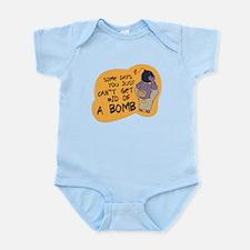 Unique Adam west Infant Bodysuit