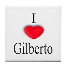 Gilberto Tile Coaster