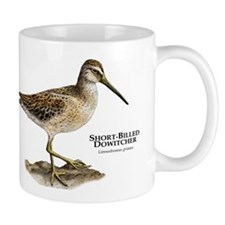 Short-Billed Dowitcher Mug