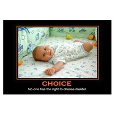 Motivational Choice Framed Print