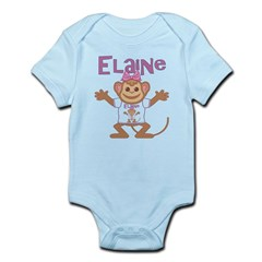 Little Monkey Elaine Infant Bodysuit