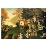 Peaceable kingdom Posters