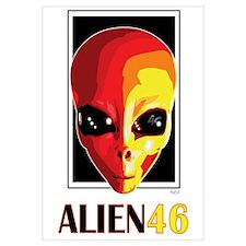 Alien 46 Valentino Rossi