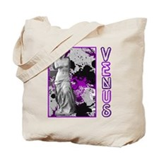 Venus Splatter Tote Bag