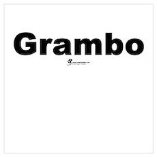 Grambo Poster