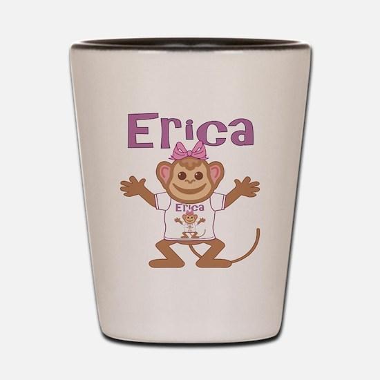 Little Monkey Erica Shot Glass