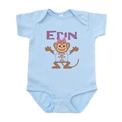 Little Monkey Erin Infant Bodysuit