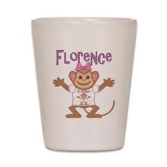 Little Monkey Florence Shot Glass