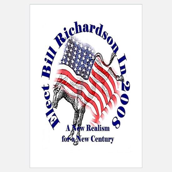Bill Richardson In 08