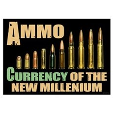 Ammo: Currency Millenium Poster