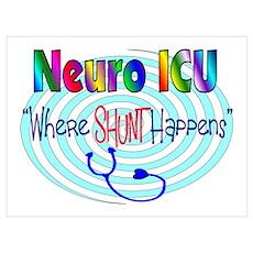 Neuro Nurse Poster