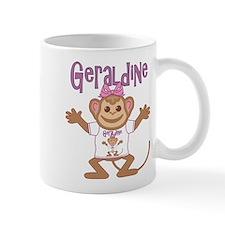 Little Monkey Geraldine Mug