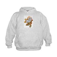 Flaming Gryphon Hoodie