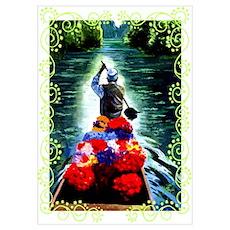 Mystic Kerala Boat Trip Poster