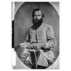 """General """"Jeb"""" Stuart Poster"""
