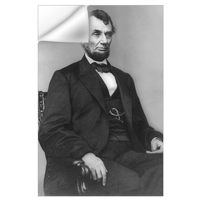 Abraham Lincoln Bicentennial Wall Decal