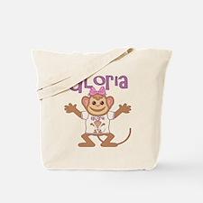 Little Monkey Gloria Tote Bag