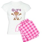 Little Monkey Gloria Women's Light Pajamas