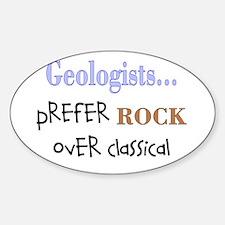 Professions 2011 Sticker (Oval)