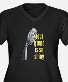 Your Friend Is So Shiny 40 Year Old Virgin Women's