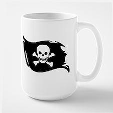 Swabbin' Large Mug
