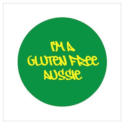 Gluten Free Aussie Poster