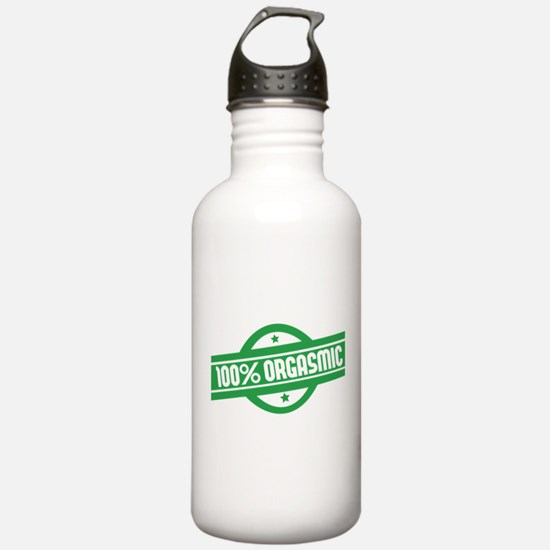 100% orgasmic Water Bottle