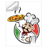 Pizza Wall Decals