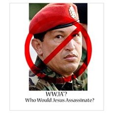 Who would Jesus Assassinate? Poster
