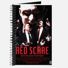 Red Scare Poster Journal