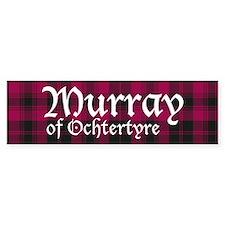 Tartan - Murray of Ochtertyre Bumper Sticker