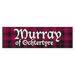 Tartan - Murray of Ochtertyre Sticker (Bumper 10 p