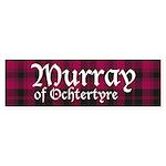 Tartan - Murray of Ochtertyre Sticker (Bumper 50 p