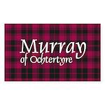 Tartan - Murray of Ochtertyre Sticker (Rectangle)