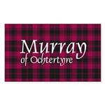 Tartan - Murray of Ochtertyre Sticker (Rectangle 1