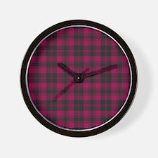 Tartan - Murray of Ochtertyre Wall Clock