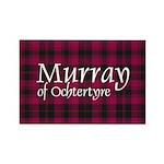 Tartan - Murray of Ochtertyre Rectangle Magnet