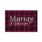 Tartan - Murray of Ochtertyre Rectangle Magnet (10