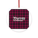 Tartan - Murray of Ochtertyre Ornament (Round)