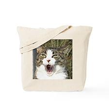 Opera kitty Tote Bag