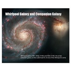 Whrlpool Galaxy Poster