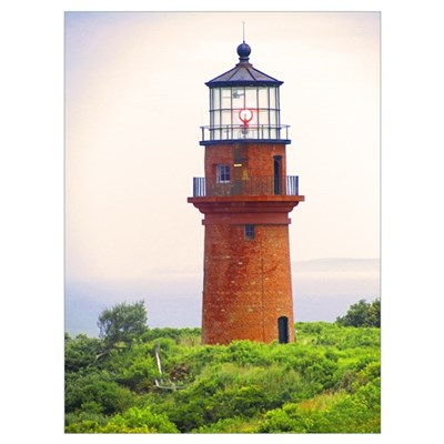 Gay Head Lighthouse Framed Print