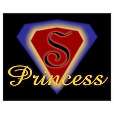 Super Princess Poster