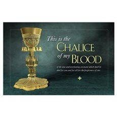 Gothic Chalice Poster