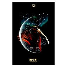 BESTIAN TAROT: THOTH promotional print Poster