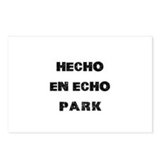 Hecho En Echo Park Postcards (Package of 8)