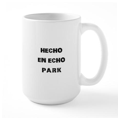 Hecho En Echo Park Large Mug
