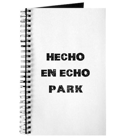 Hecho En Echo Park Journal