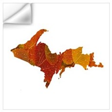 Autumn U.P. Wall Decal