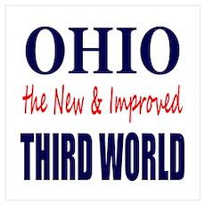 Ohio New 3rd World Poster